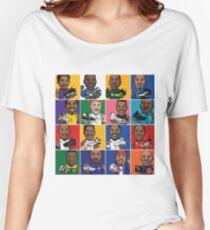 NBA Legends Shoes Women's Relaxed Fit T-Shirt