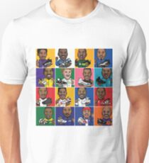 NBA Legends Shoes Unisex T-Shirt