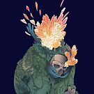 Steinheim Skull by Rhea Ewing