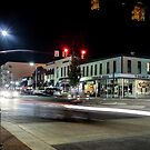 Toomer's Corner at Night by stillwater