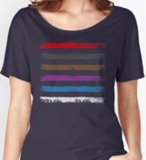 BJJ Belt Rank Shirt for Jiu Jitsu Women's Relaxed Fit T-Shirt