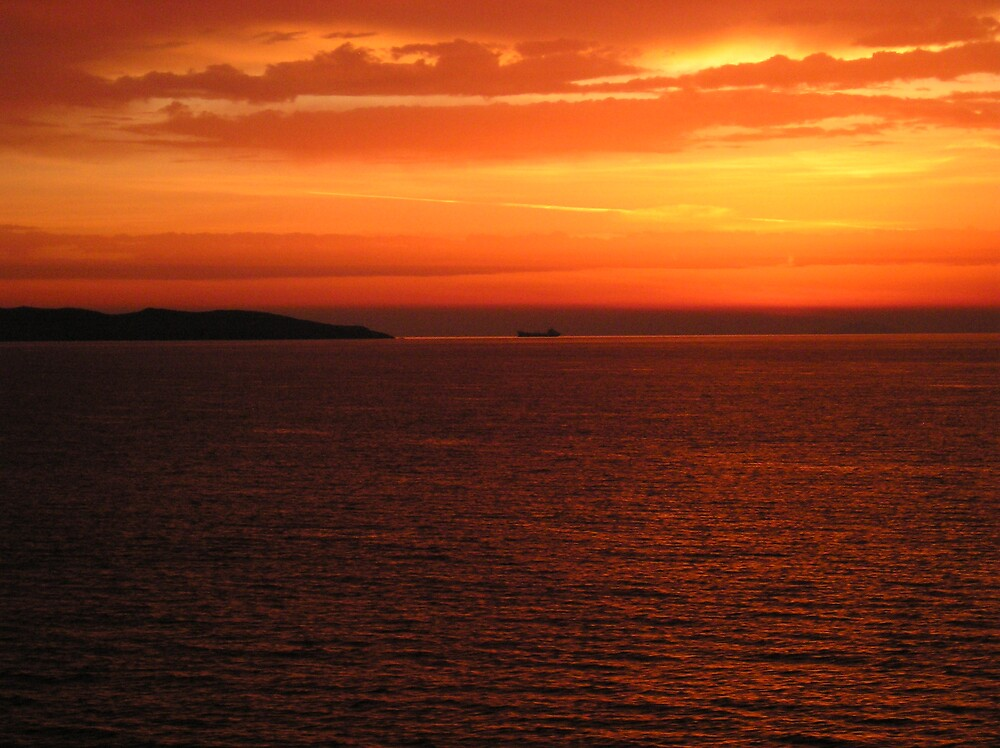 sunrise by rubberdagger