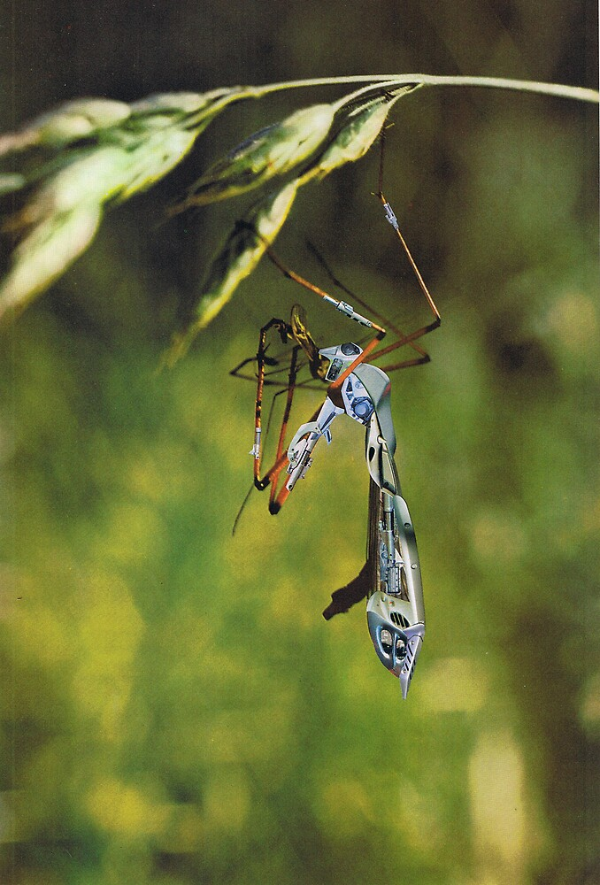 Scorpion Mosquitoidz by atomikboy