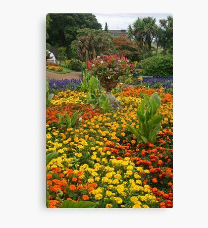 Candie Gardens Canvas Print