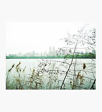 New York City Central Park in Spring Photographic Print