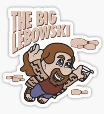 Super Big Lebowski Sticker