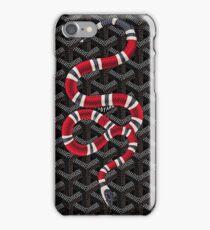 black snake x v iPhone Case/Skin