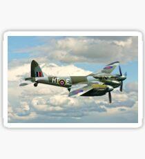 De Havilland Mosquito T.III RR299 G-ASKH Sticker