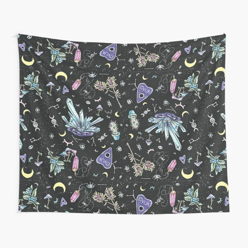 Ouija Wall Tapestry