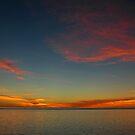 Sunset, Ningaloo by Richard  Stanley