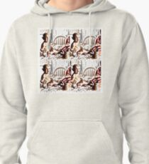 Peanut Butter Baby Time! Pullover Hoodie