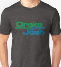 Drake and Josh Stickers Unisex T-Shirt