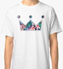 Floral Kings of Nothing Crown  Classic T-Shirt