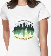 Iota Sigma Pi 2017 Triennial Convention Womens Fitted T-Shirt