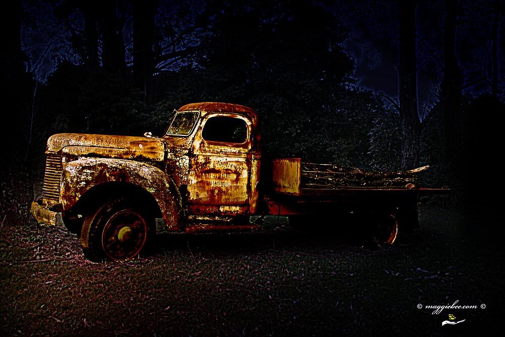 Dead Truck by Maggiebee