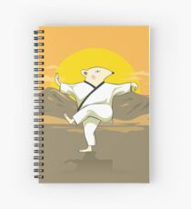Tai Chi Mouse Spiral Notebook
