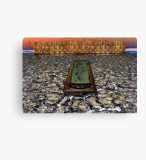 Dust to Dust Canvas Print