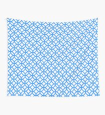 Overlapping Circle Pattern Wall Tapestry
