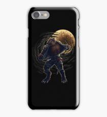 BJJ Werewolf iPhone Case/Skin
