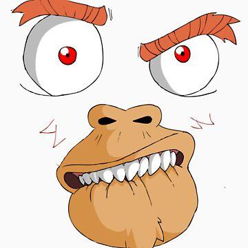 The Monkey's Eyebrow by Seraphix