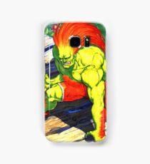Blanka Samsung Galaxy Case/Skin