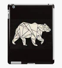 Geometric Bear iPad Case/Skin