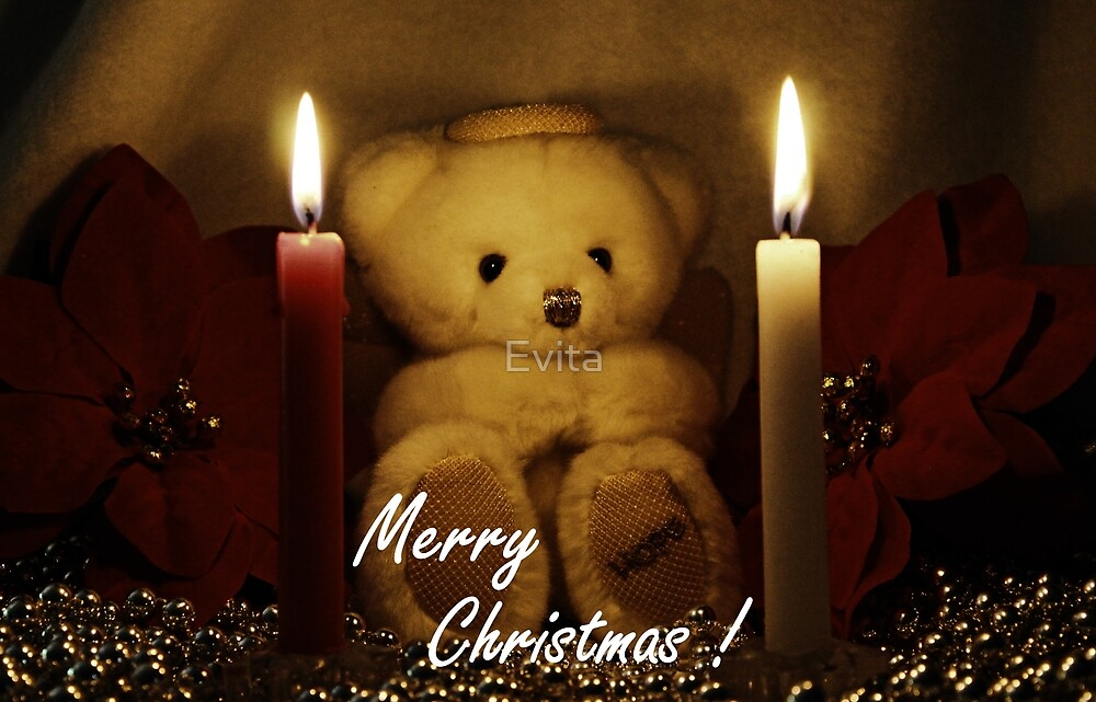 Christmas Cards Series #3 by Evita
