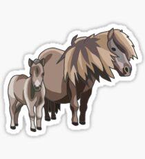Tilda and Bandit Sticker