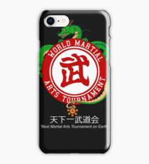 World Martial Arts Tourney iPhone Case/Skin