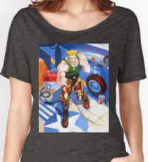 Guile Women's Relaxed Fit T-Shirt