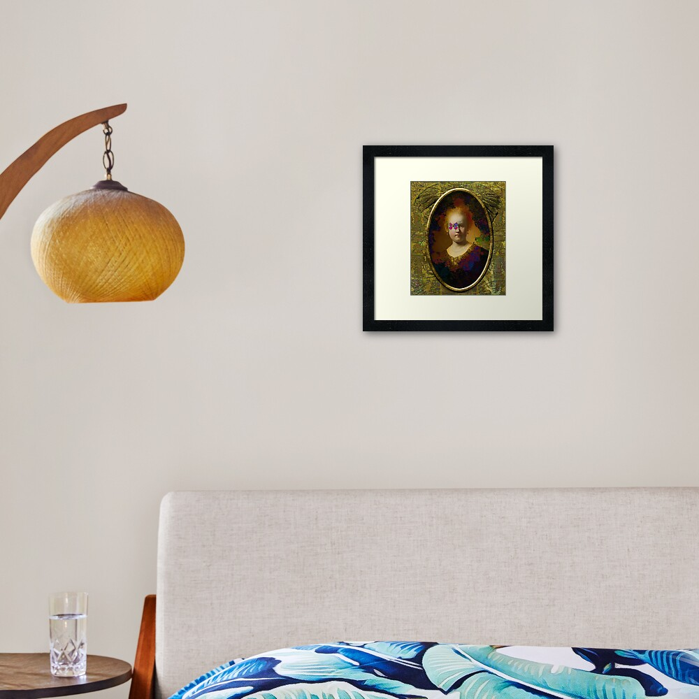 The Butterfly Effect Framed Art Print