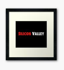 Silicon Valley Show - HBO Framed Print