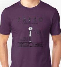 Vintage Minsky 3 Unisex T-Shirt