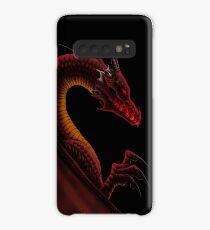 Roter Drache Hülle & Klebefolie für Samsung Galaxy