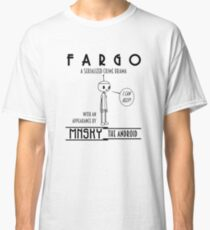 Vintage Minsky 4 Classic T-Shirt