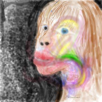 girlface001 by Dragoncat