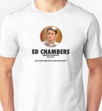 Silicon Valley Show - Ed Chambers  Unisex T-Shirt