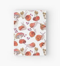 Snail Time Hardcover Journal