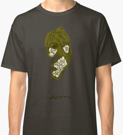 'Khaki Rose' Classic T-Shirt