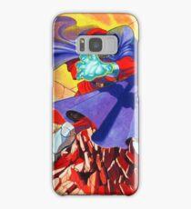 M Bison Samsung Galaxy Case/Skin