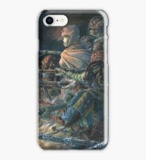 Nausicaa and the Wormhandlers iPhone Case/Skin