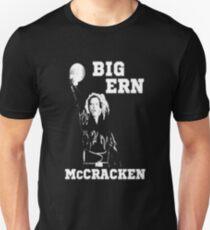 Big Ern McCracken lustige König Pin Bowling-T-Shirt Slim Fit T-Shirt