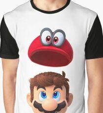 Mario Odyssey Graphic T-Shirt