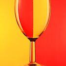 Wine Glass by Keith G. Hawley
