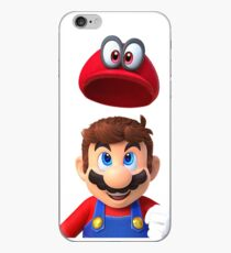 Super Mario Odyssey - With Hat iPhone Case