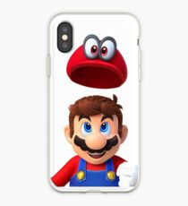 Super Mario Odyssey - Mit Hut iPhone-Hülle & Cover