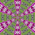 Kaleidoscope Dahlia by FrankieCat