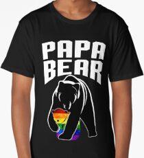 Papa Bear Long T-Shirt