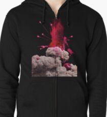 """""""Cherry Bomb"""", NCT 127 T-Shirt Zipped Hoodie"""