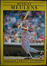 291 - Hensley Meulens by Foob's Baseball Cards